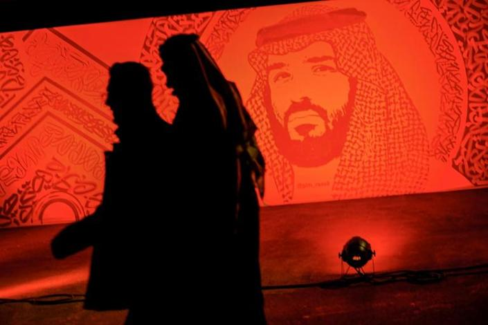 Crown Prince Mohammed bin Salman has led the move to open up Saudi society, but the country remains very conservative and matchmaking is traditionally overseen by family elders (AFP Photo/FAYEZ NURELDINE)
