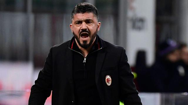 The Milan coach congratulated his resurgent team but stressed that he would push them to the very end of the season
