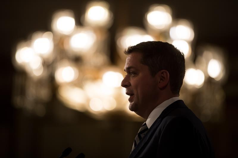 Scheer accuses Trudeau of 'stacking the deck' to get re-elected