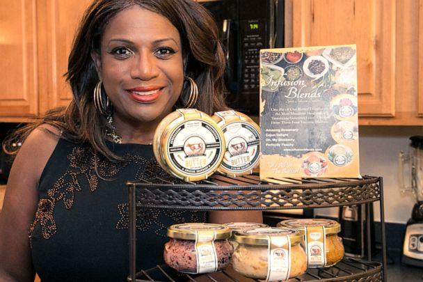 PHOTO: Deborah Clemons is the founder of Infusion Blends. (Teresa Floyd Photography)