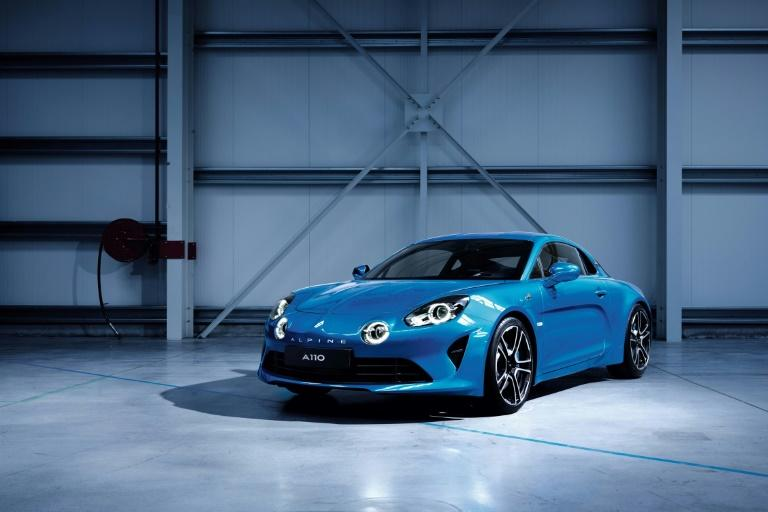 Renault will showcase the its Alpine A110 sports car as glitz and glamour return to the Geneva car show