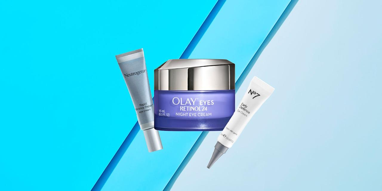 Retinol Will Make A Major Difference In Your Eye Cream