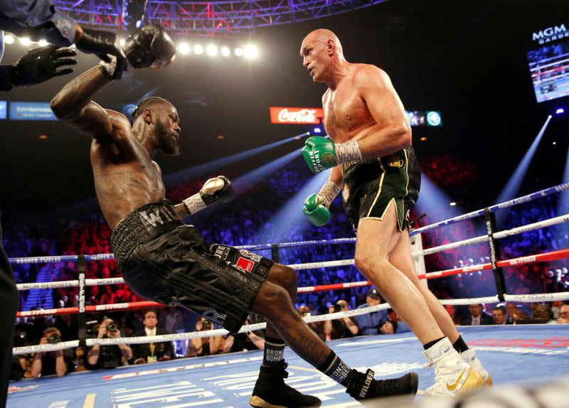'Zombie' Wilder refuses to acknowledge Fury as champion