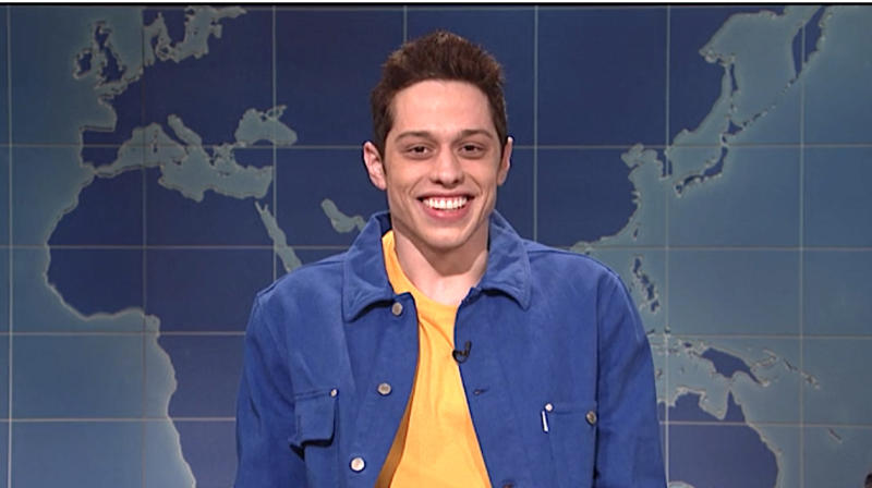 Catholic Diocese Demands Apology After Pete Davidson's R. Kelly Joke
