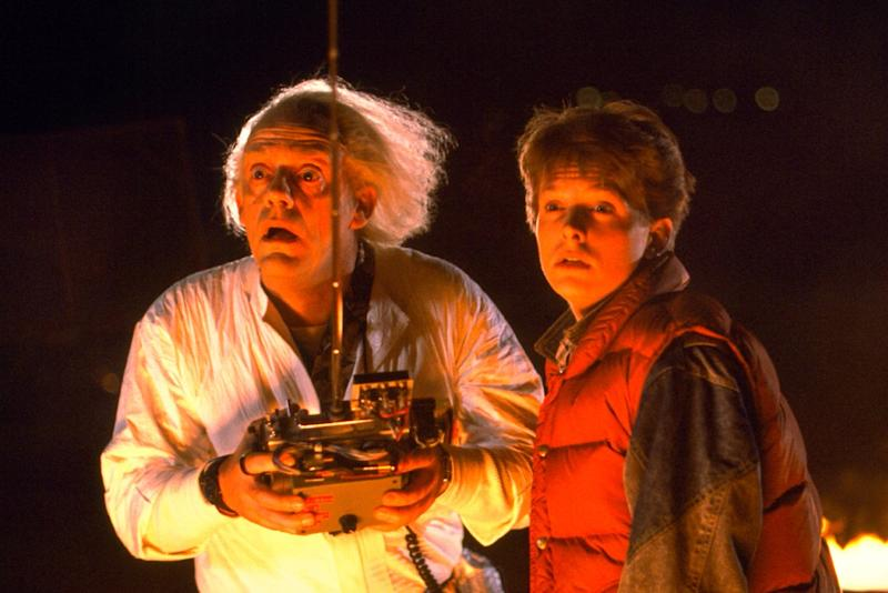 'Back To The Future' series tops poll of movies fans want rebooted