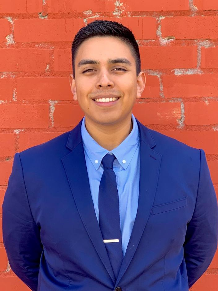 "Bryan Osorio, 24, was elected to the City Council of Delano, Calif., in 2018. <span class=""copyright"">(Bryan Osorio)</span>"