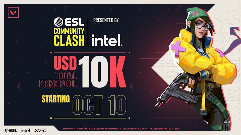 ESL Community Clash - Valorant (Southeast Asia)
