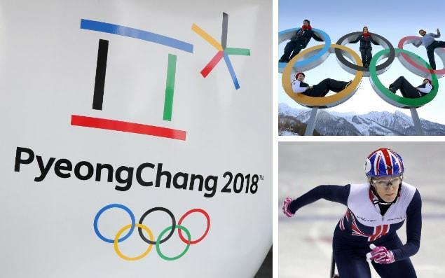 Elise Christie will fly the flag for Britain at Pyeongchang 2018