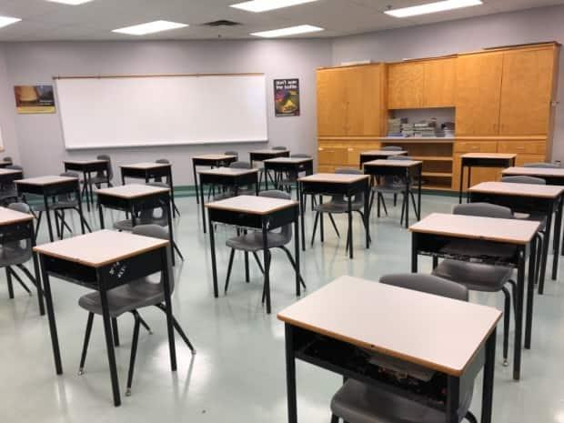 Schools in the Sydney area and HRM will reopen to in-person learning on Thursday, despite a recent announcement they would remain closed for the remainder of the school year. (Holly Conners/CBC - image credit)