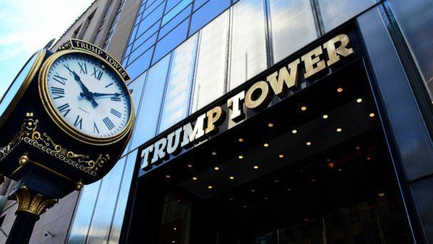 PHOTO: The entrance to Trump Tower on Fifth Avenue in New York City. (Robert Alexander/Getty Images, FILE)