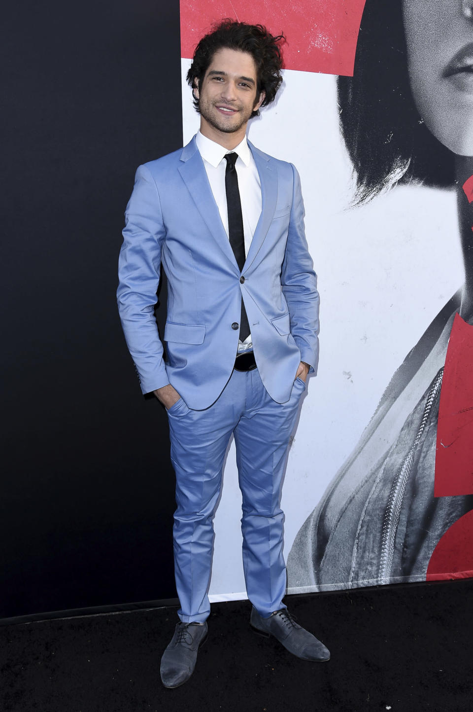 """FILE - Tyler Posey attends the premiere of """"Truth or Dare"""" on April 12, 2018, in Los Angeles. Posey turns 30 on Oct. 18. (Photo by Richard Shotwell/Invision/AP, File)"""