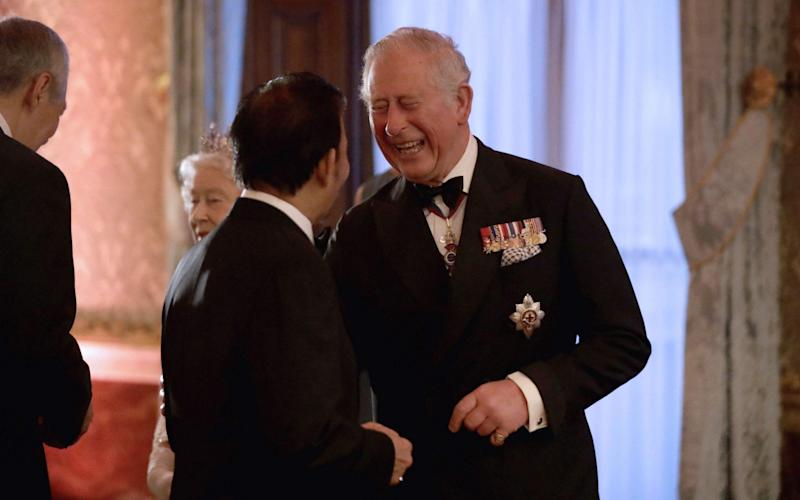 Prince Charles is confirmed as the successor to Queen Elizabeth II as next Head of the Commonwealth - AFP