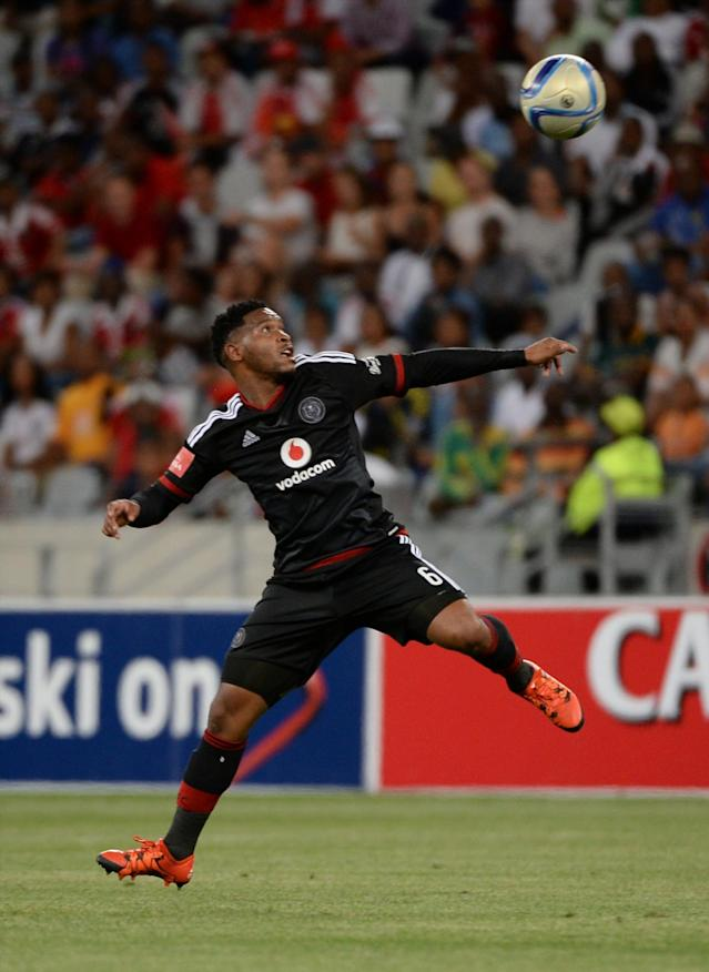 The thrice-capped South Africa international is said to be concentrating on making a living from something that is outside football