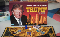 <p>Win the game and you become President…(Picture: Museum of Failure) </p>