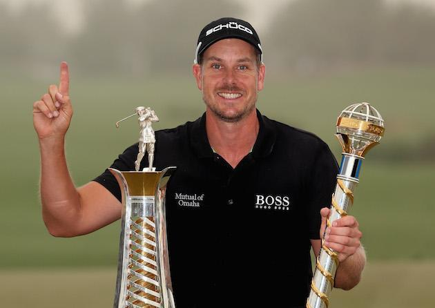 The 10 best golf moments of 2013: No. 7, Henrik Stenson's incredible season
