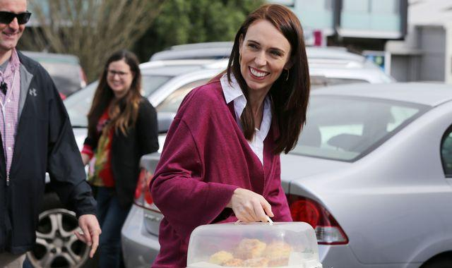 New Zealand election: Jacinda Ardern wins second term after rival concedes