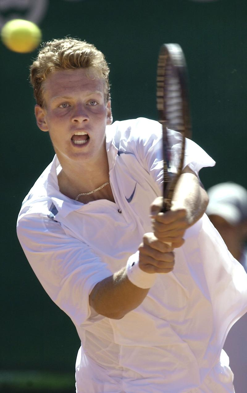 Berdych wins at ABN Amro