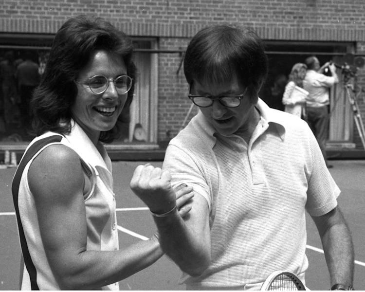 Before the 'Battle of the Sexes,' I Was Bested by Bobby Riggs