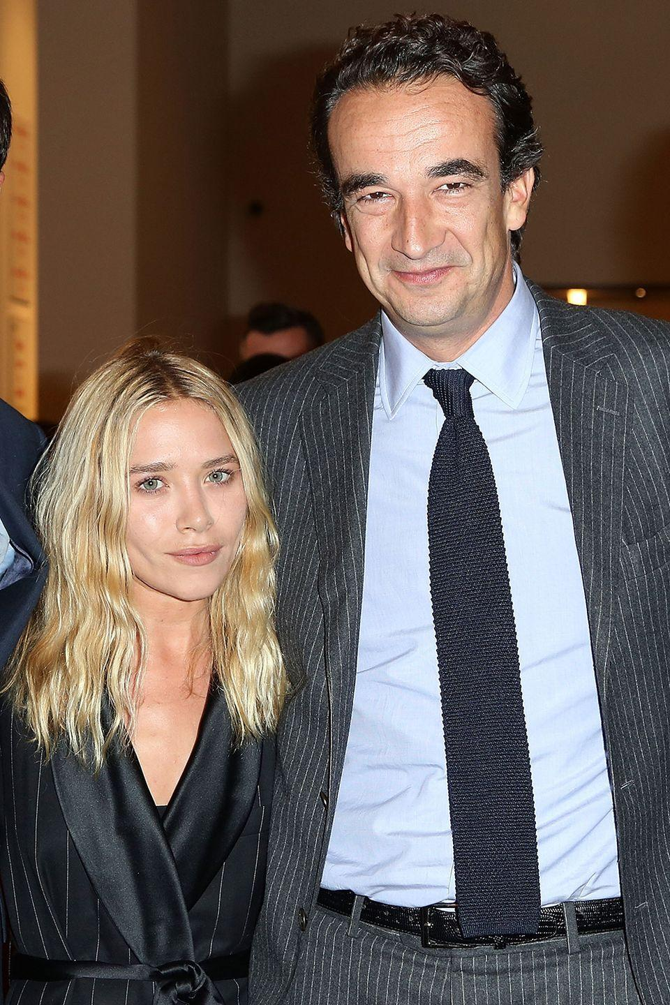 """<p><strong>How long they've been together: </strong>They've been together since 2012 and tied the knot three years later. The wedding reception reportedly had """"bowls"""" of cigarettes for guests, so there's that.</p><p><strong>Why you forgot they're together: </strong>The Olsen twins are notoriously private about their personal lives, so it isn't much of a surprise that Mary-Kate keeps her marriage under wraps (other than rare PDA-filled appearances at sporting events). </p>"""