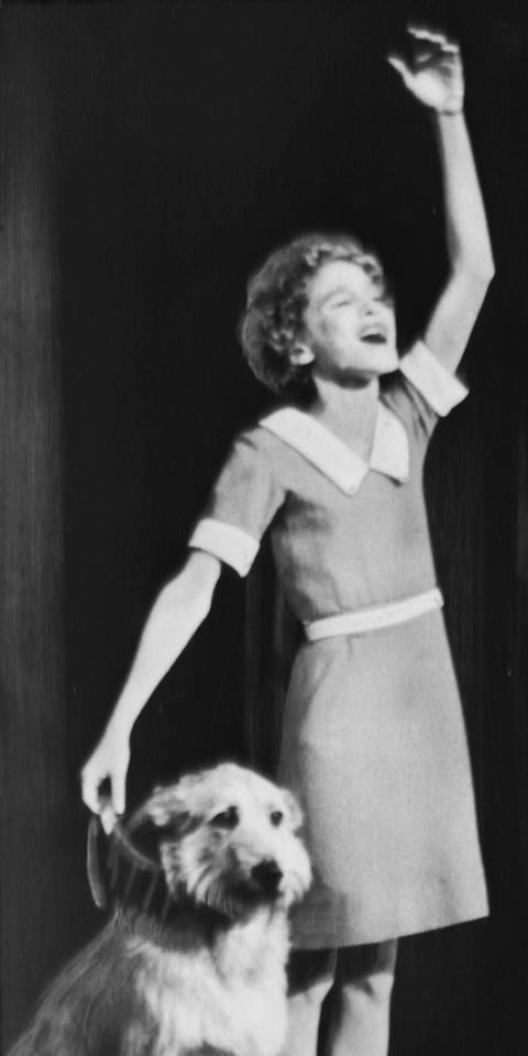 <p>Three years after making her Broadway debut in 1976's revival of <em>The Innocents, </em>Parker landed the title role in the musical <em>Annie.</em></p>