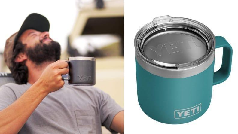 The best gifts for men: Yeti Rambler.