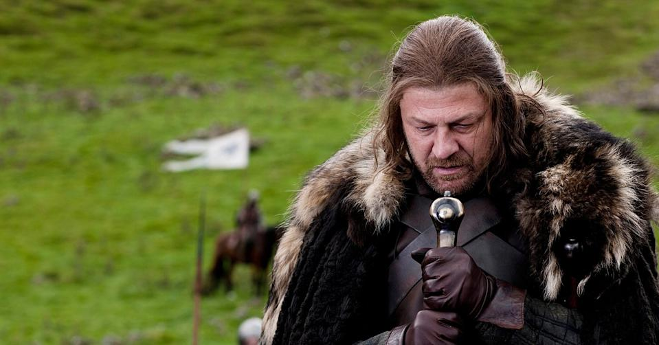 Sean Bean in Game Of Thrones (Credit: HBO)