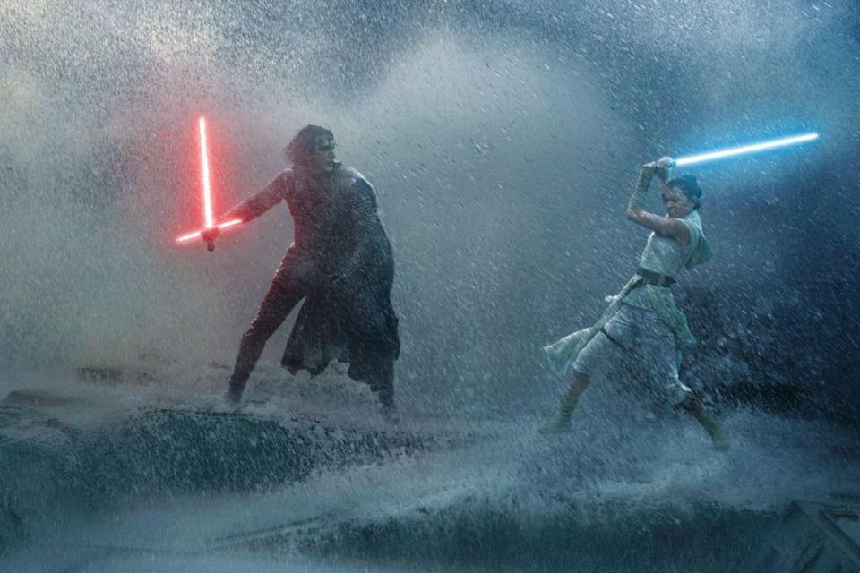 <p>Disney is great at keeping secrets: while no official announcements have been made regarding plot, the <em>Untitled Star Wars</em> sequel <em>is</em> slated to hit the galaxy on December 22, 2023... until then, it'll be up to you and your fanfic.</p>