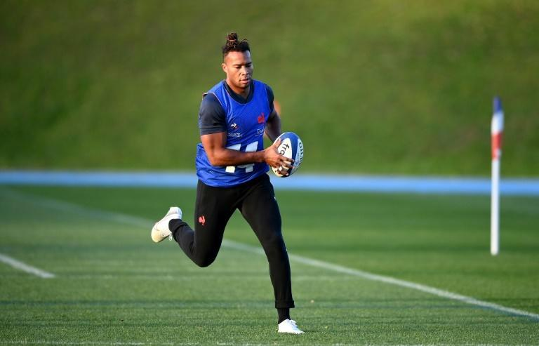 Teddy Thomas has scored 11 tries in 19 Tests since making his France debut in 2014