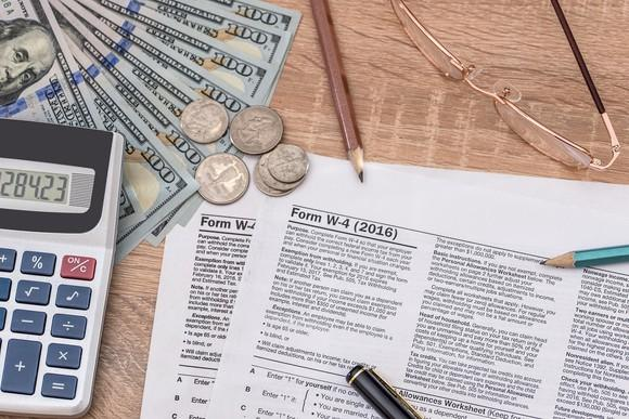 capital gains tax withholding form