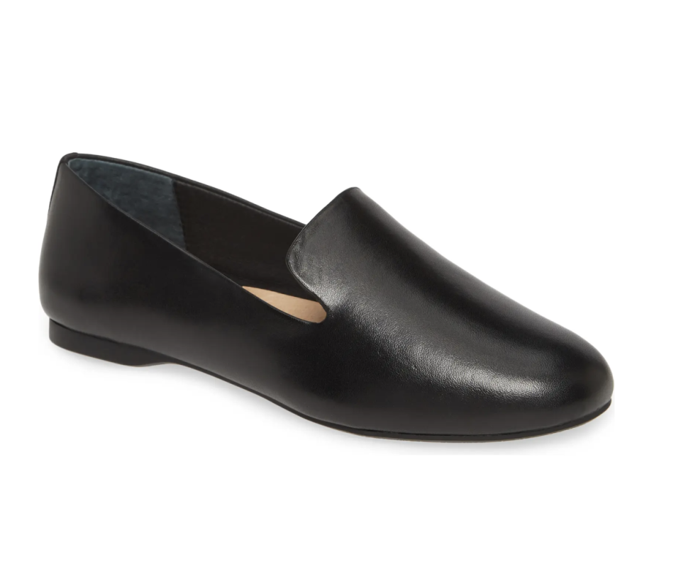 The Starling Leather Flat - $140