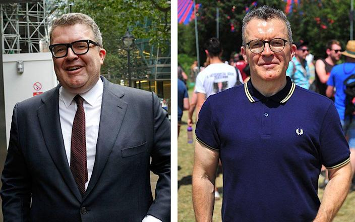 Tom Watson says he was in denial for years about his weight and health - Getty