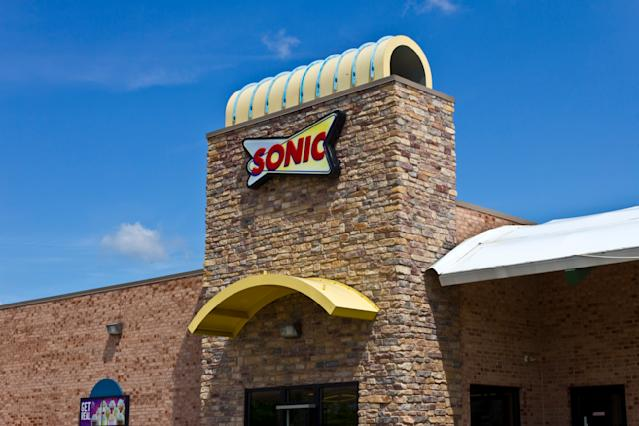 One Sonic location (not pictured) is cracking down on customers who smoke weed. (Jet City Image/Getty Images)