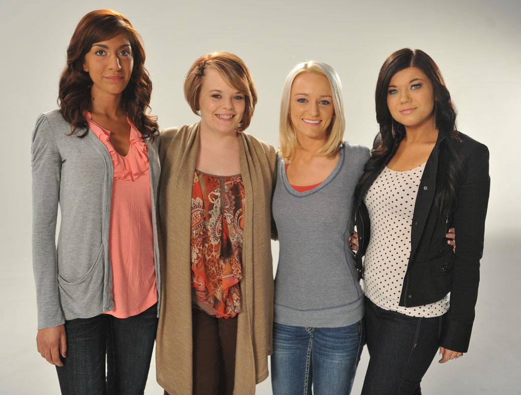 "For four seasons the MTV reality show ""Teen Mom"" has followed the trials and tribulations of young mothers. As the series draws to a close this week, here's a look at the stars of the show then and now, as well as updates on the cast of ""Teen Mom 2,"" which wrapped up Season 2 on February 14, 2012. A third season has yet to be announced."