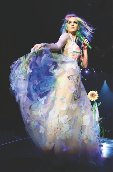 """<p>She may still be winding down from her Prismatic world tour, but Katy Perry plans to release her fifth album (counting the debut she put out as Katy Hudson) sometime next year. There's no indication how many songs she's got or what she's recorded so far, but in May 2015 her manager Steven Jensen said fans should look for a new album """"by 2016."""" There's been no backpedaling in the press since then, so we're guessing Perry's running a little behind but is still planning to get close to her proposed delivery date. Maybe it's just a matter of getting her to put down that Katy Perry Pop mobile app, which she has called """"the most fun, colorful world that helps guide your musical dreams."""" </p>"""
