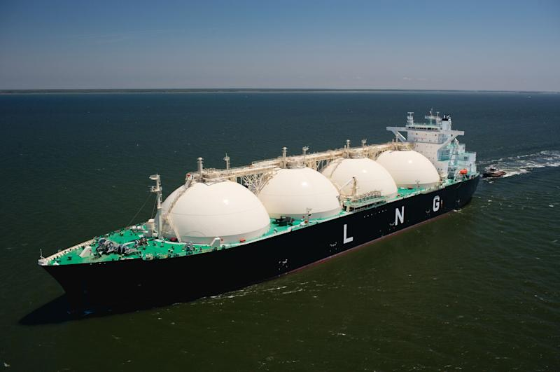 Chinese tariffs on US gas exports may shift the global market