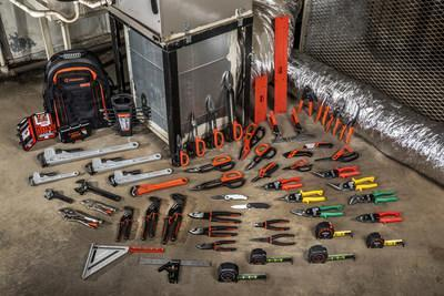 Crescent Tools continues to bolster its collection of tools that professionals in the HVAC industry need and want most, including new aviation snips, pipe wrenches, and more.