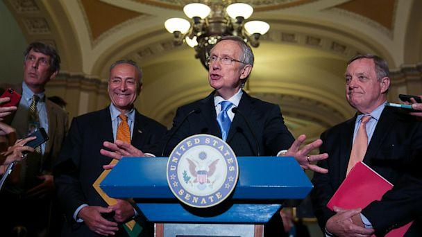 Senate Filibuster Showdown Cools With Tentative Deal
