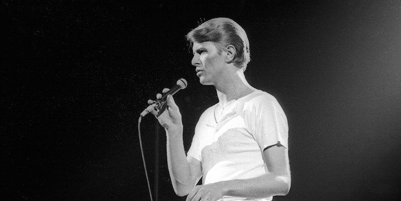 "Listen to David Bowie's ""Killing a Little Time,"" One of His Final Songs"