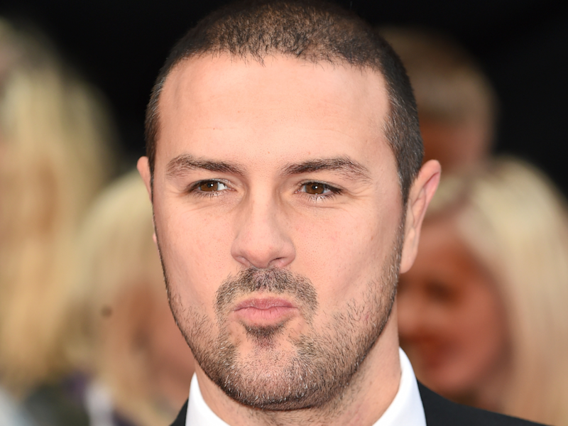 Paddy McGuinness says he did not have a good start to 2018: Getty