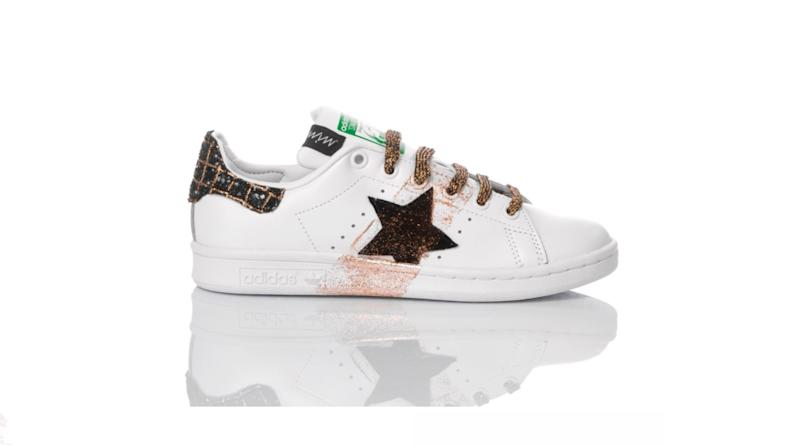 Adidas Stan Smith Junior Snowstar