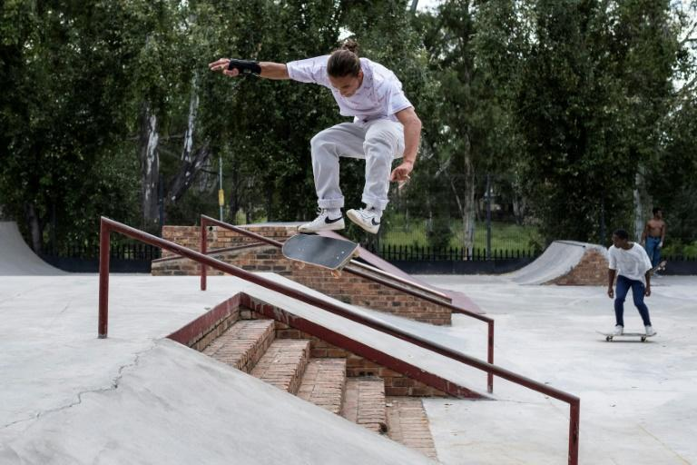 """Brandon Valjalo says making skateboarding an Olympic sport gives it a stamp of approval """"as a real job"""""""