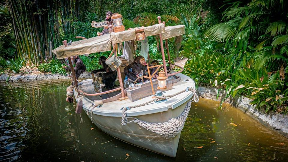 The long-running Jungle Cruise ride at Disneyland in Anaheim, Calif., has been translated into a Disney movie.