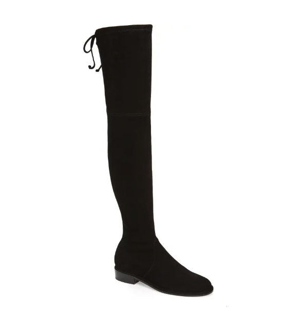 Stuart Weitzman 'Lowland' Over the Knee Boot. Image via Nordstrom.