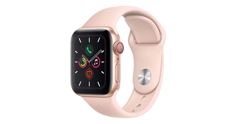 Apple Watch Series 5 - Foto: Amazon México