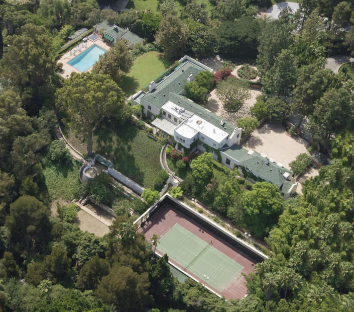 <p>The property is just under 2 acres.</p>