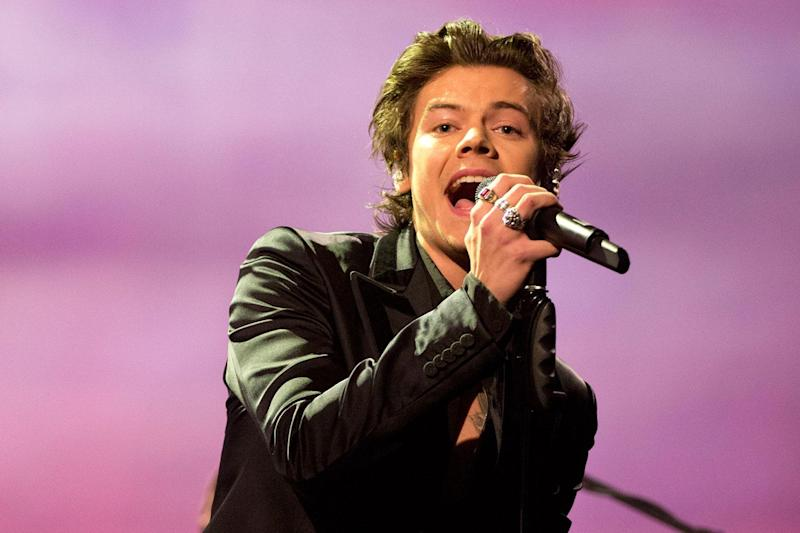 New track: Harry Styles has dropped his second single: PA/So TV