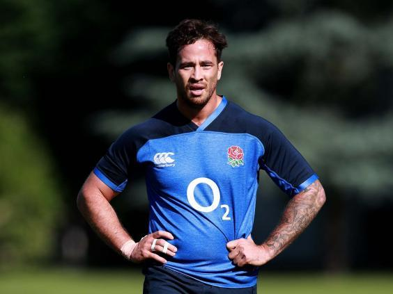 Danny Cipriani faces a wait to see if he'll remain in the England World Cup squad (Getty)