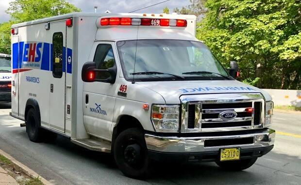 The Nova Scotia government is waiving the ambulance fee for anyone who calls with a COVID-related emergency. (Craig Paisley/CBC - image credit)