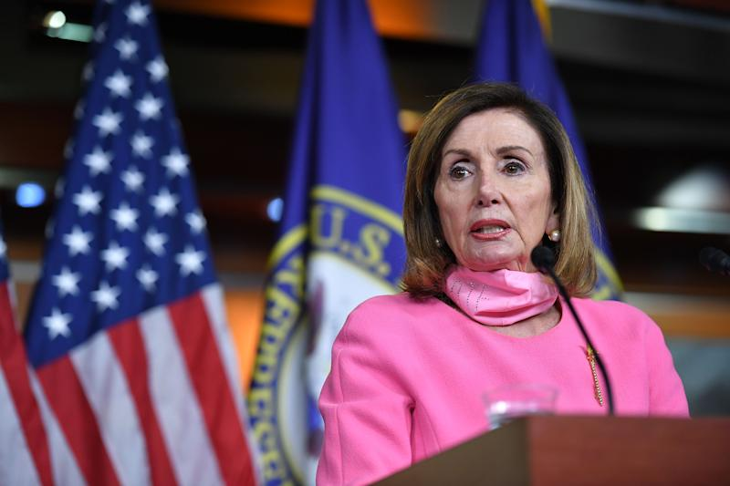 'Homage to hate': Pelosi calls for removal of Confederate statues from Capitol