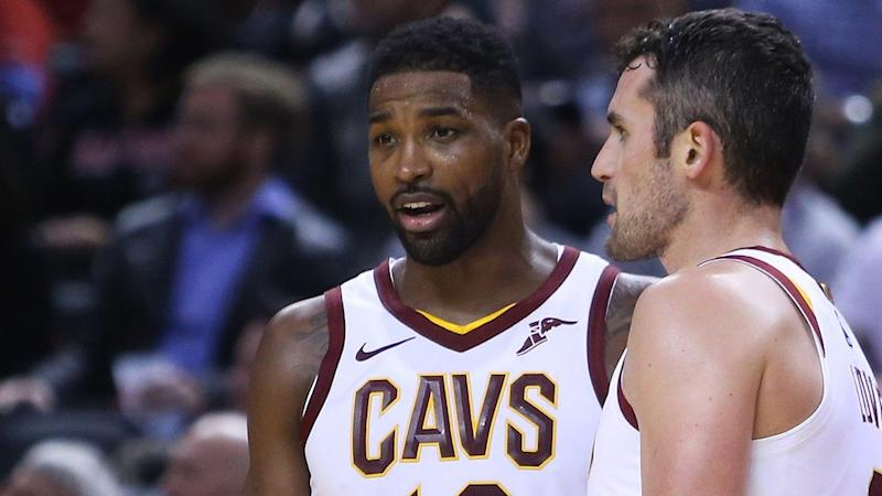Khloe Kardashian's Boyfriend Tristan Thompson Fined $15K for Making 'Inappropriate Gesture' at NBA Game